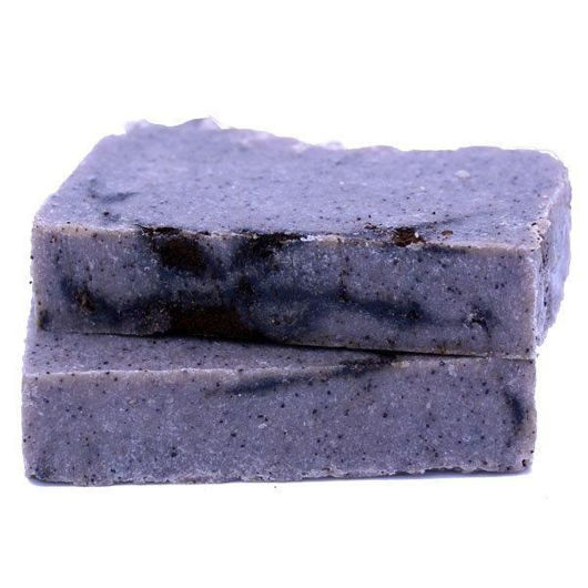 Picture of ORGANIC HANDMADE SOAP WAKE ME UP (COFFEE)  ~100g