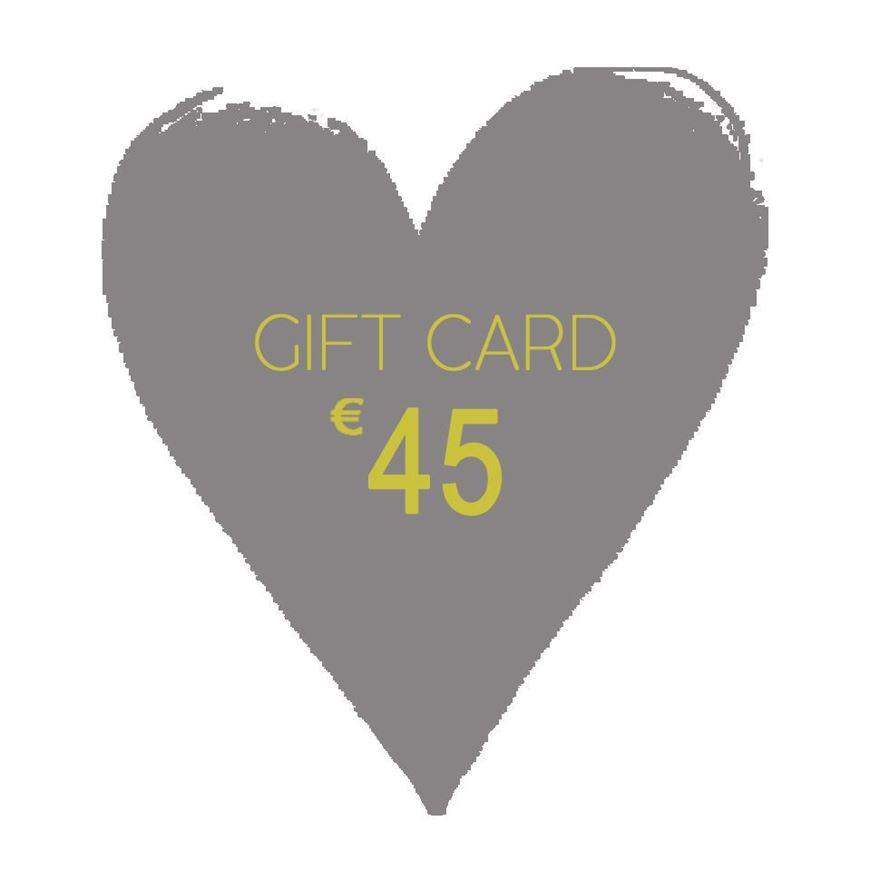 Picture of Oh Lou Lou! Gift e-Card 45EUR