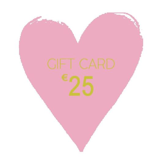 Picture of Oh Lou Lou! GIFT e-CARD 25EUR
