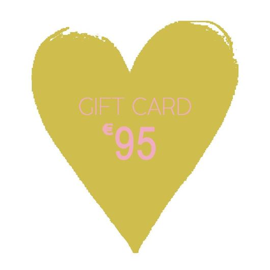 Picture of Oh Lou Lou! Gift e-Card 95EUR