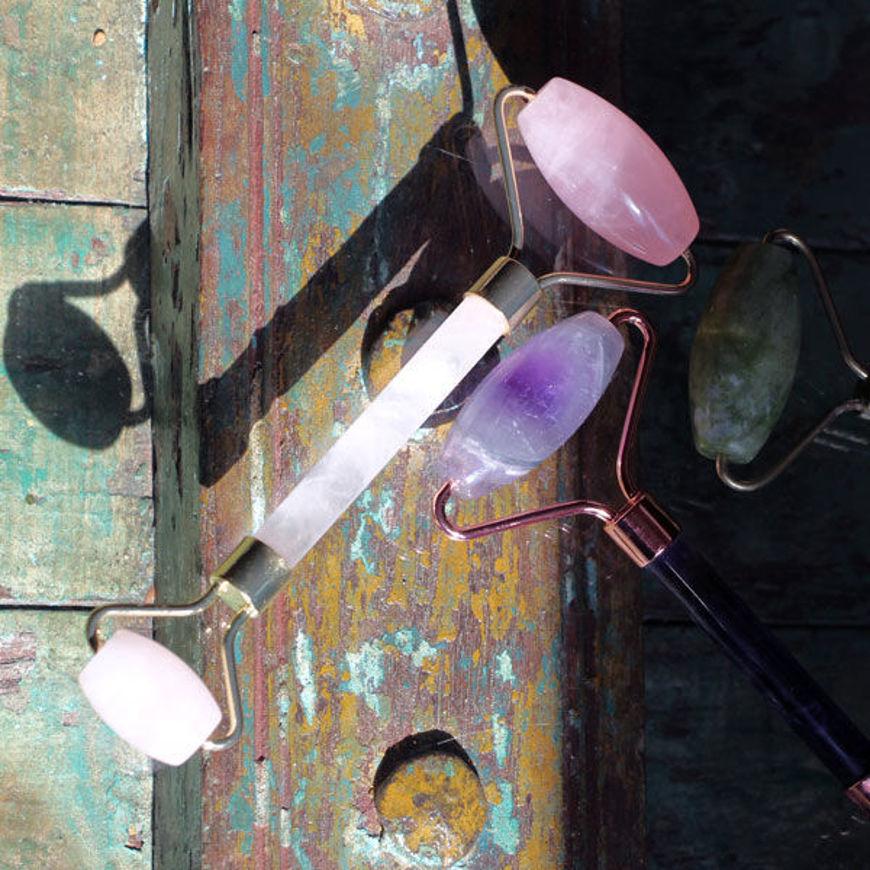 Rose Quarz Face Roller