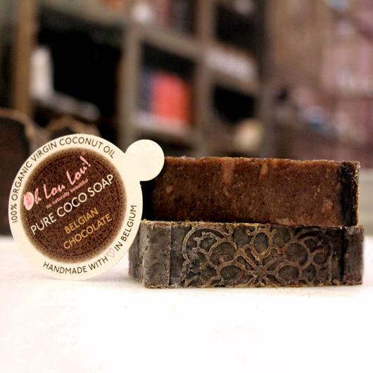 Choco Soap Organic Vegan