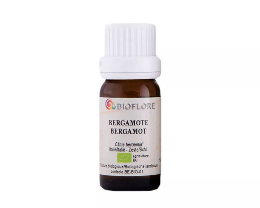 Picture of ORGANIC BERGAMOT (Citrus bergamia), 10 ml