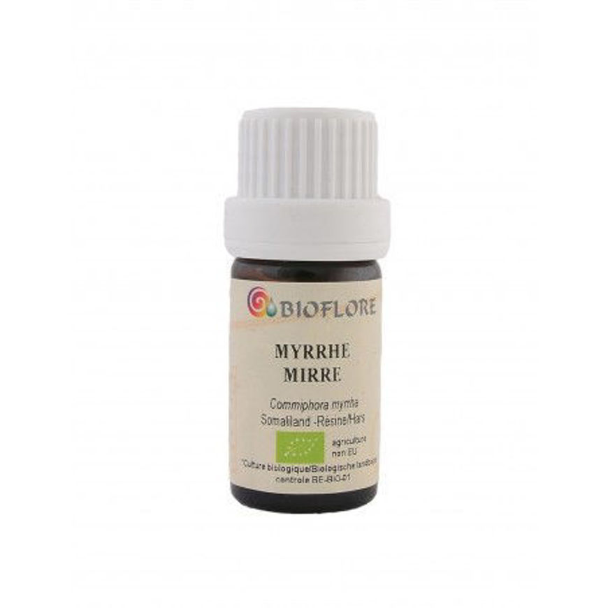 Picture of ORGANIC SWEET MYRRH (Commiphora myrrha), 5 ml
