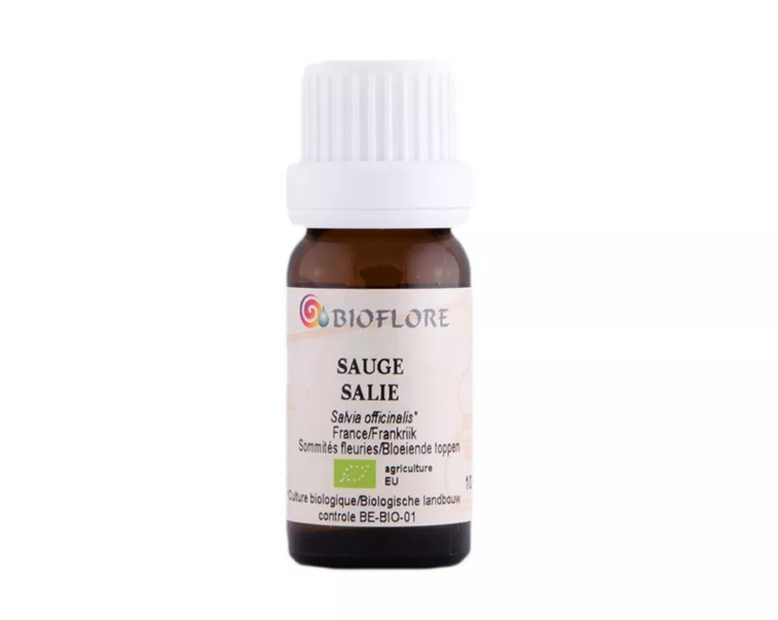 Picture of ORGANIC COMMON SAGE (Salvia officinalis), 10 ml
