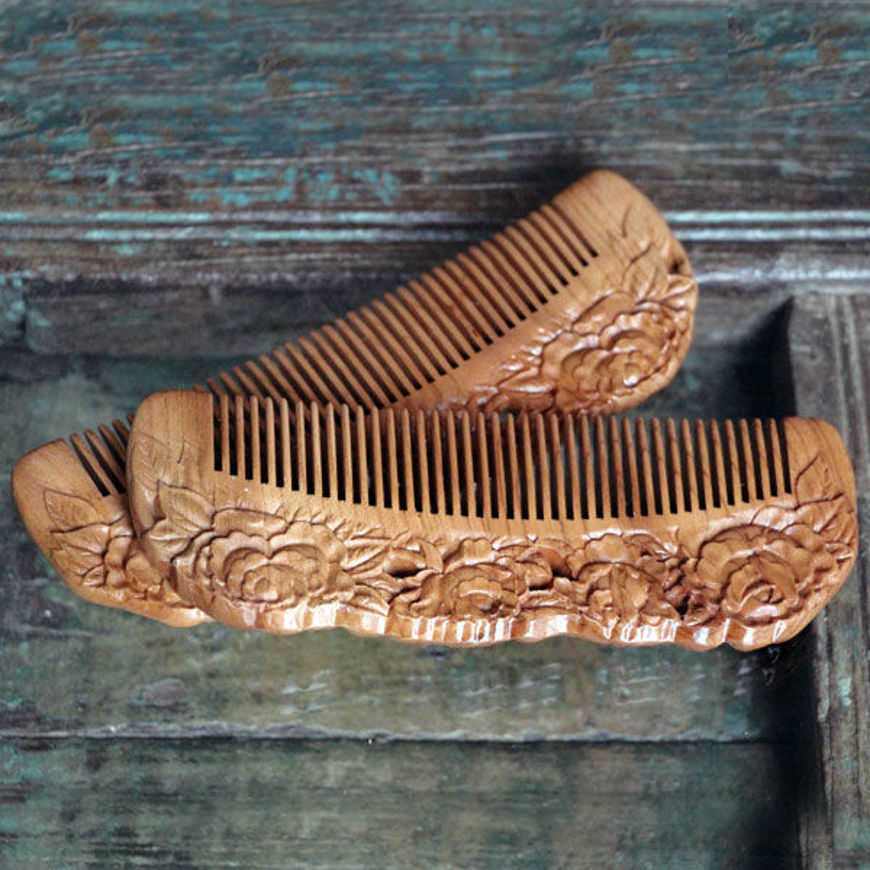 Picture of WOOD COMB