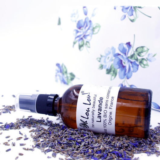 Picture of LAVENDER Hydrosol Glass 100ml