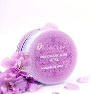 Picture of DAMASK ROSE PETALS SCRUB 100% ORGANIC