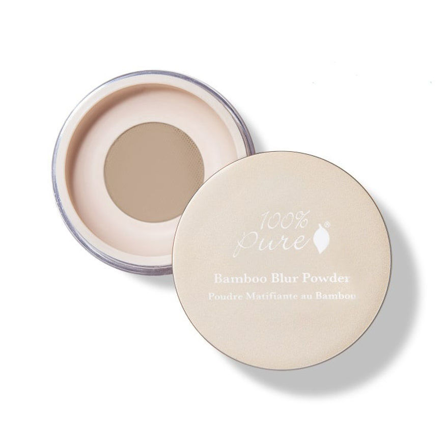Picture of 100% PURE COCOA PIGMENTED BAMBOO BLUR POWDER TAN