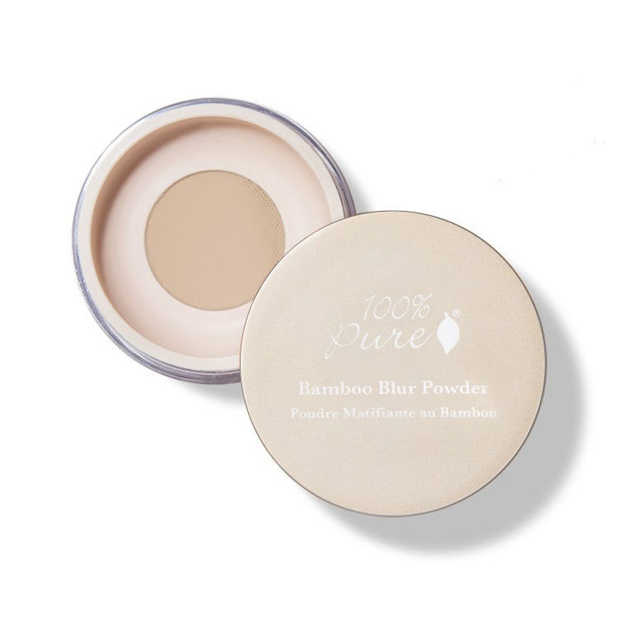 Picture of 100% PURE COCOA PIGMENTED BAMBOO BLUR POWDER MEDIUM
