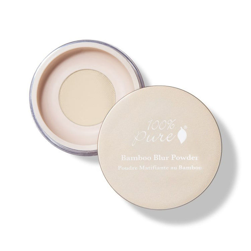 Picture of 100% PURE COCOA PIGMENTED BAMBOO BLUR POWDER LIGHT