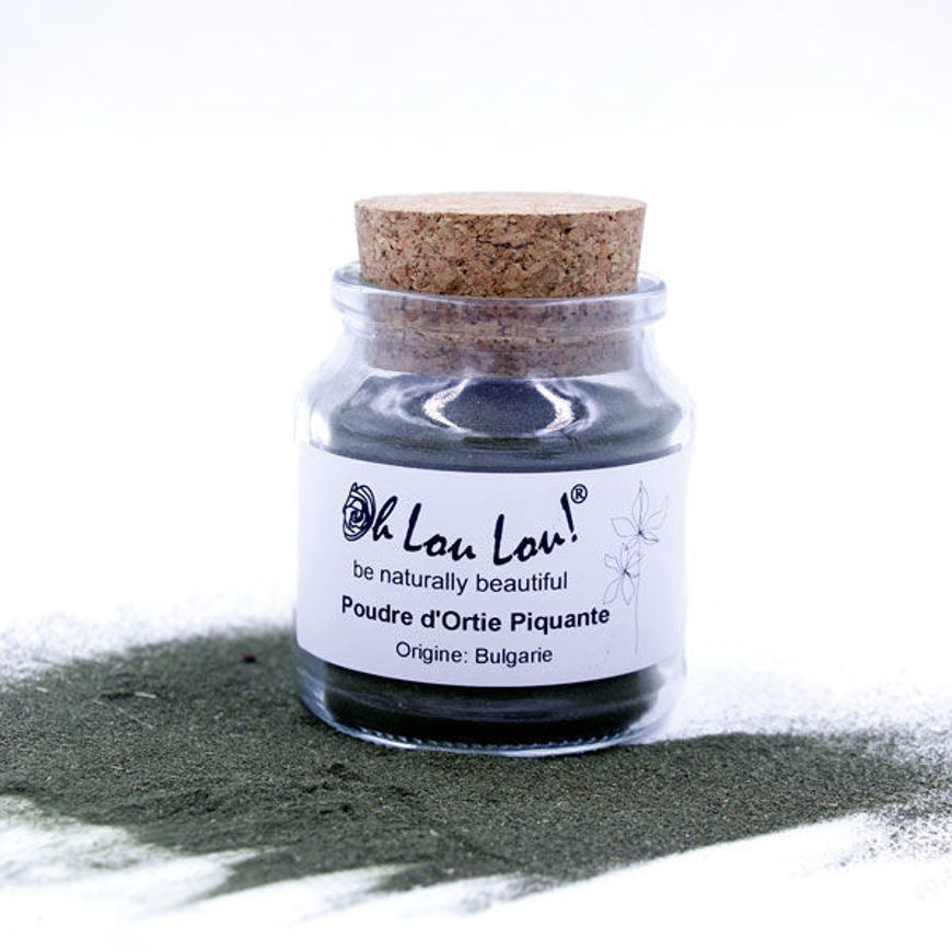 Picture of PURE NETTLE POWDER 100% ORGANIC
