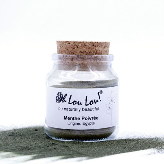 Picture of PURE PEPPERMINT POWDER 100% ORGANIC