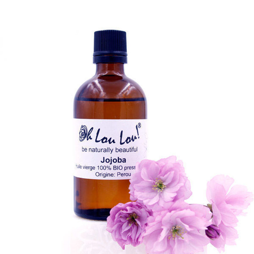 Picture of ORGANIC VIRGIN JOJOBA OIL 100 ml