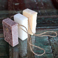 Soap On a Rope Ylang Organic