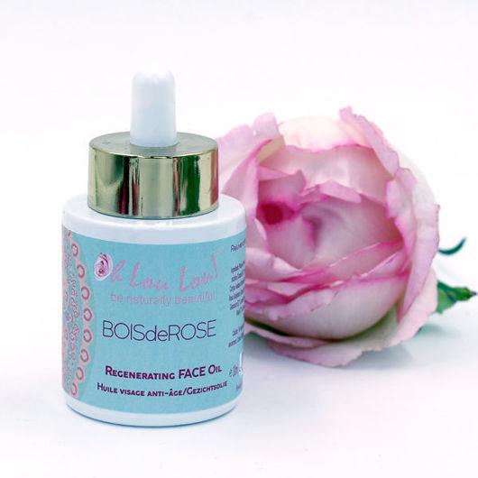 100% Organic Anti-age Face Oil Bois de Rose