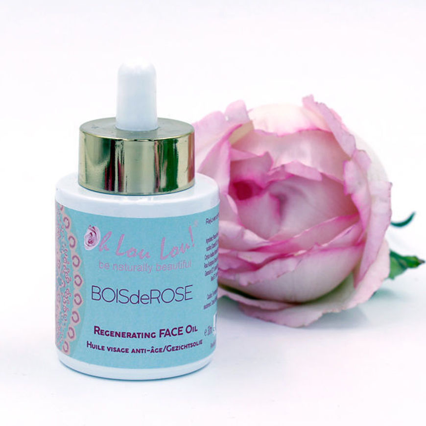 100% Organic Anti-age Face Oil Bois de Rose