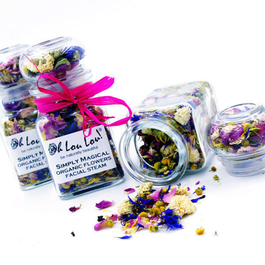 100% Organic Herbal Face Steam SPA at-home
