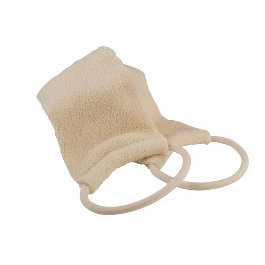 Organic Exfoliating Cotton Strap