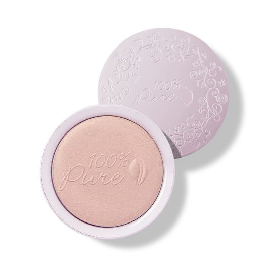 Picture of 100% PURE Fruit Pigmented® HIGHLIGHTER - Pink Gold Taffeta