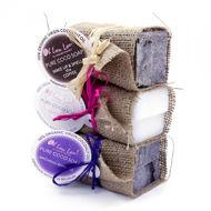 zero waste handmade soap