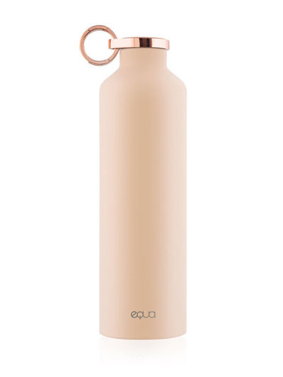 Image de EQUA  CLASSY THERMO PINK BLUSH WATER BOTTLE