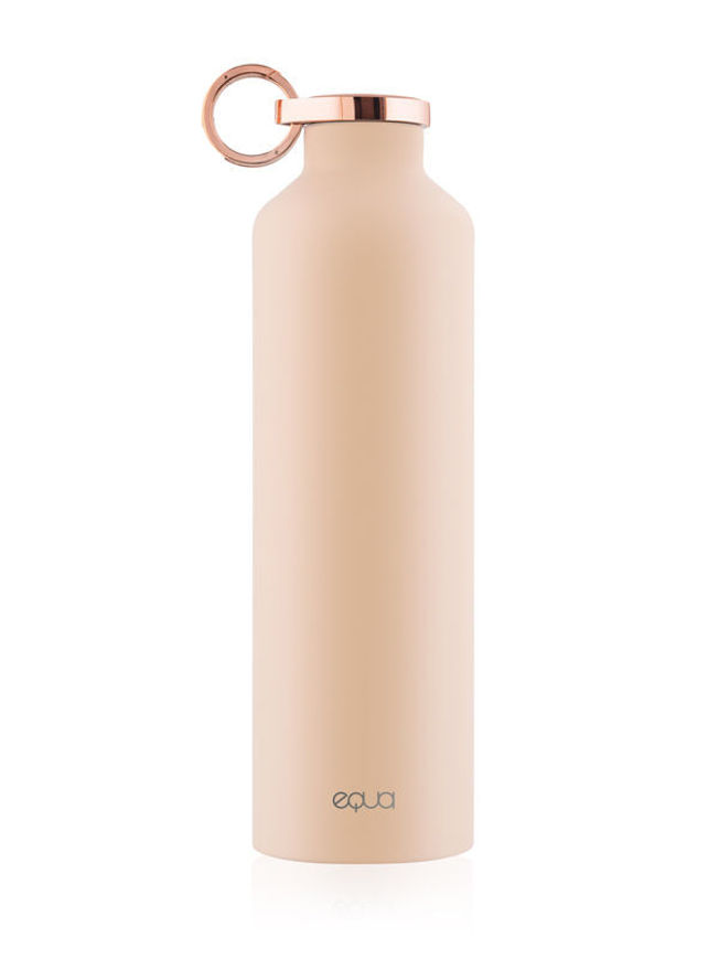 Image sur EQUA  CLASSY THERMO PINK BLUSH WATER BOTTLE