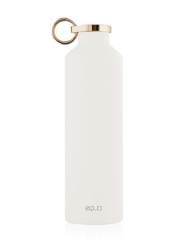 Picture of EQUA  CLASSY THERMO SNOW SNOW WHITE WATER BOTTLE