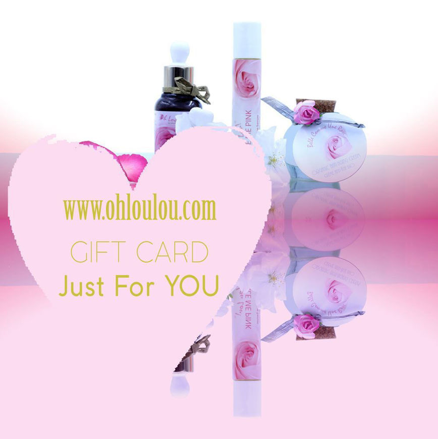 Picture of Oh Lou Lou! Gift e-Card 200 EUR