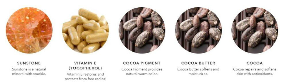 Cocoa Pigmented Bronzer